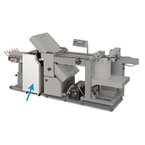 FD 2200-10 shown in-line with production folder