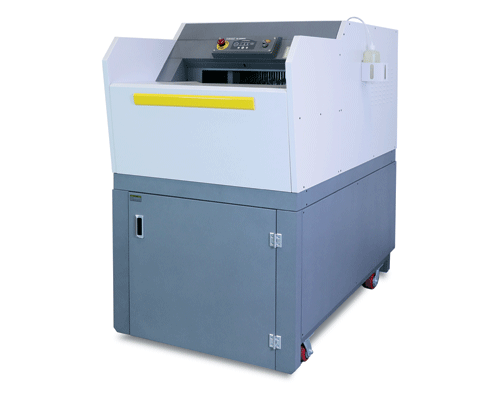 The FD 8906B has the same commercial-grade features as the FD 8906CC, with the addition of the High-Capacity Baler