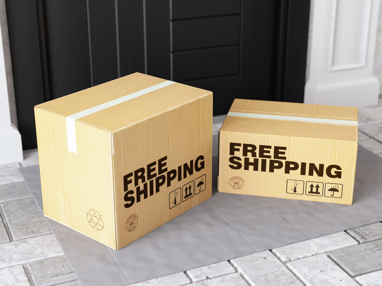 Small Business Showdown: Should Your Small Business Provide Free Shipping to Customers?